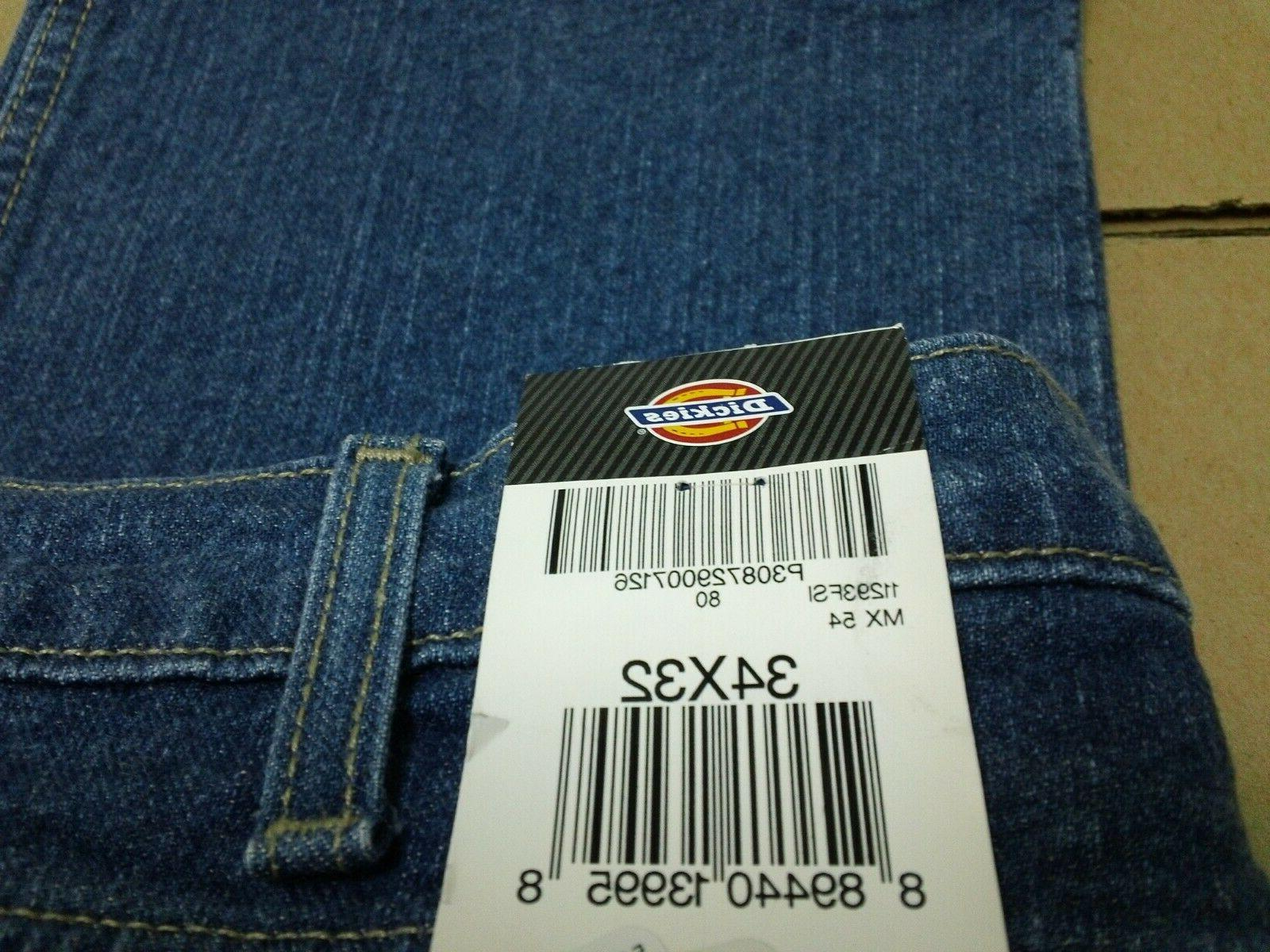 NWT Men's 34X32 5 Pocket Fit Flex Straight Work