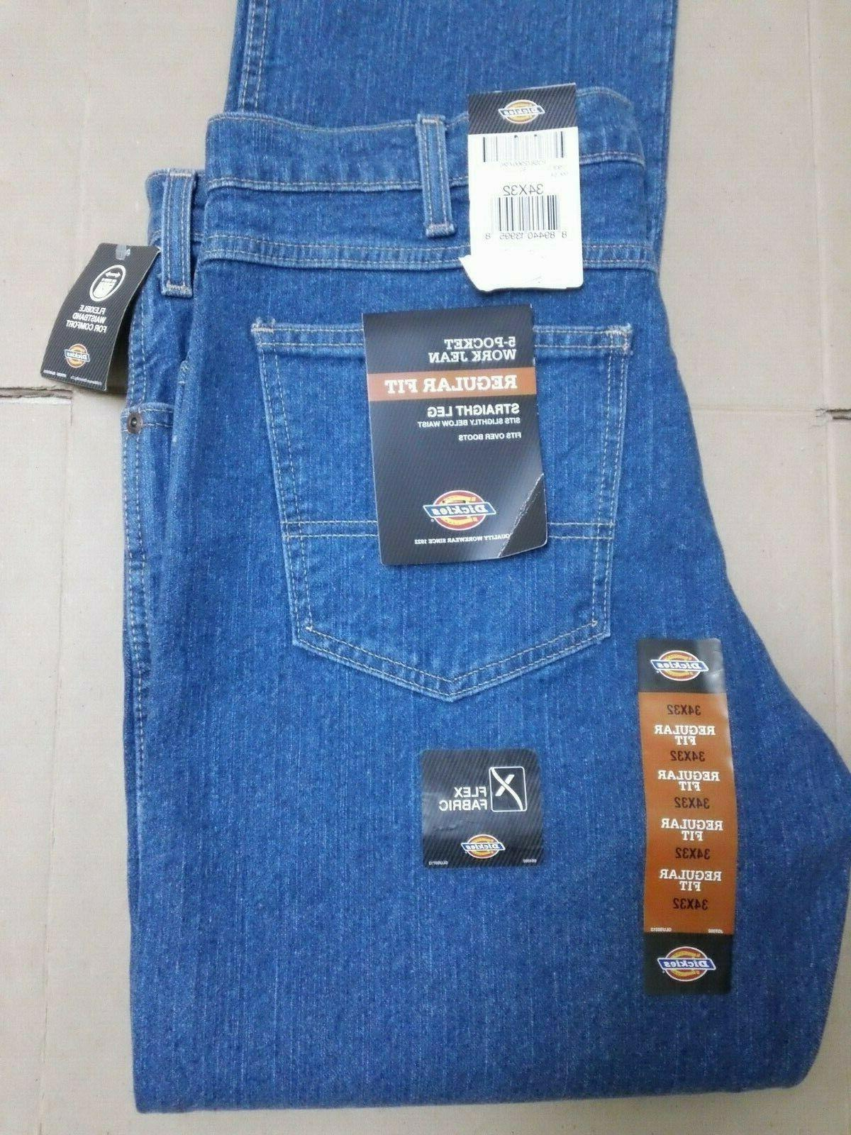 nwt men s 34x32 5 pocket regular