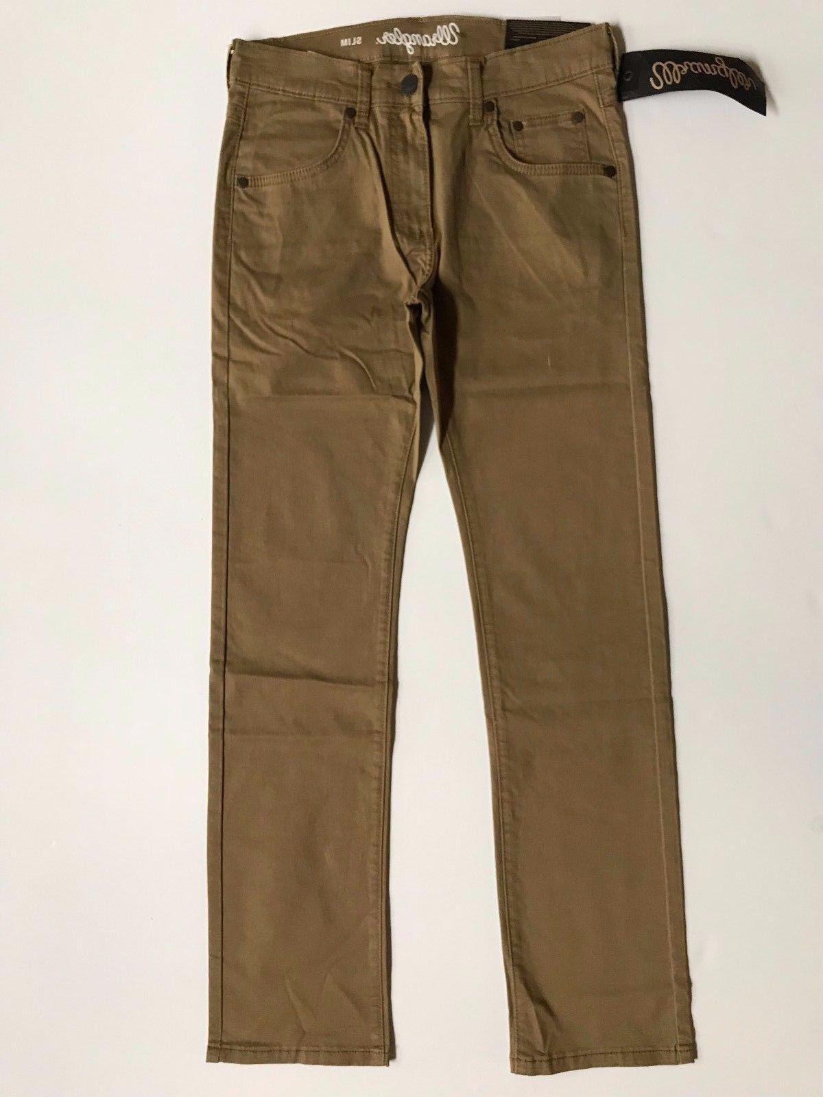 NWT Wrangler Men's Slim Denim Pants Size