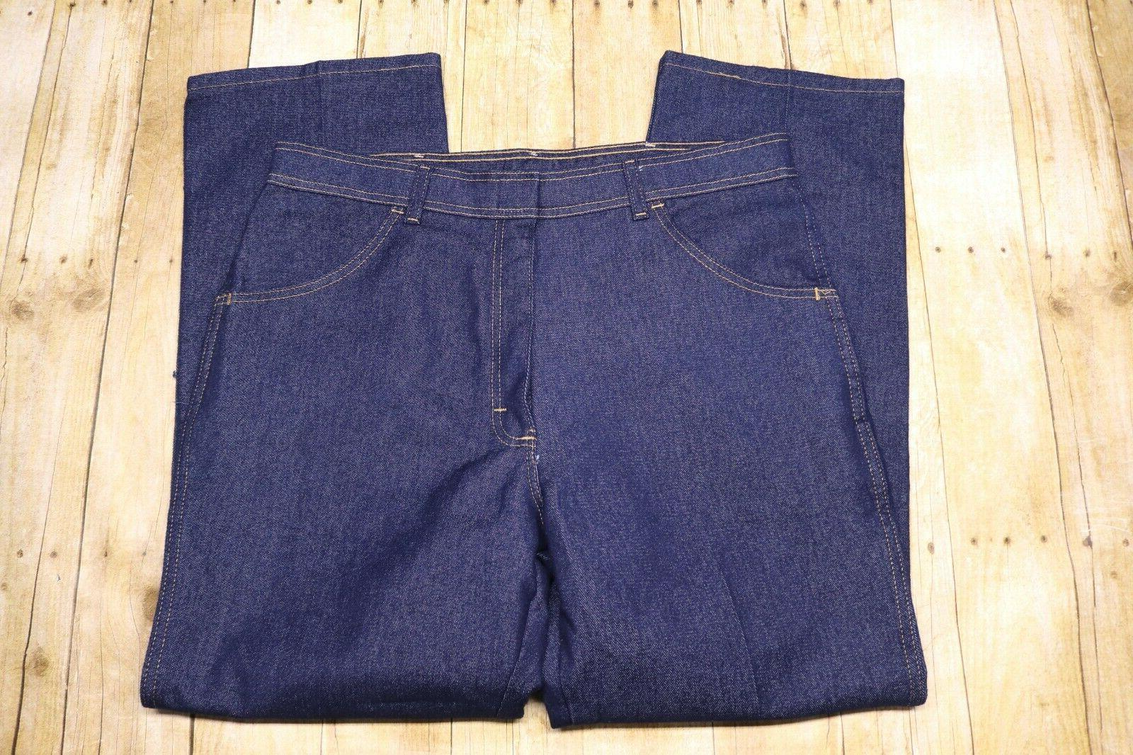 NWT Wrangler five star fit jeans denim