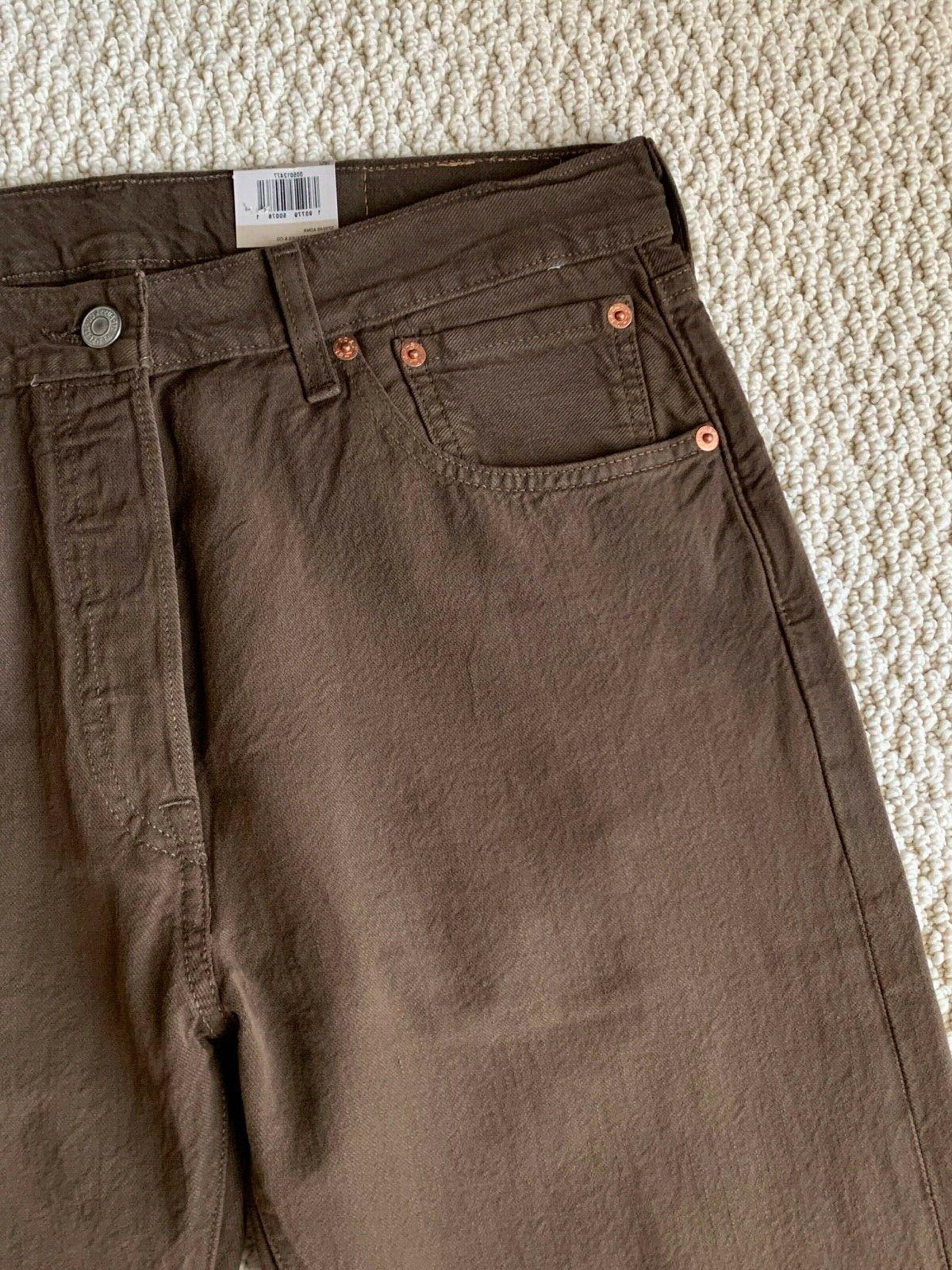 NWT Original Brown Straight SIZES