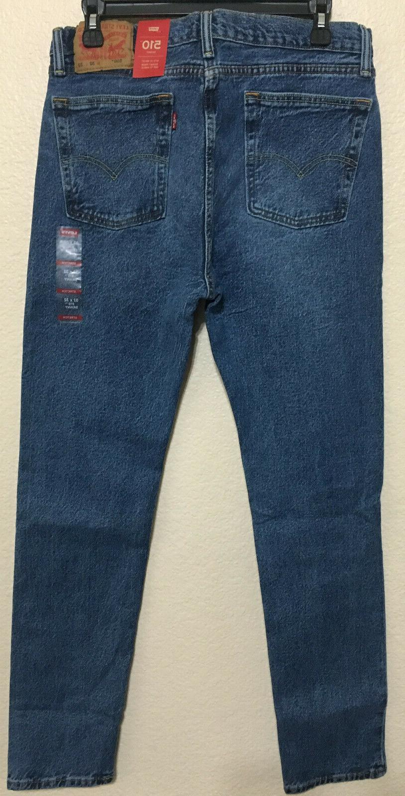 NWT LEVI'S 0786 STRETCH AT PANT