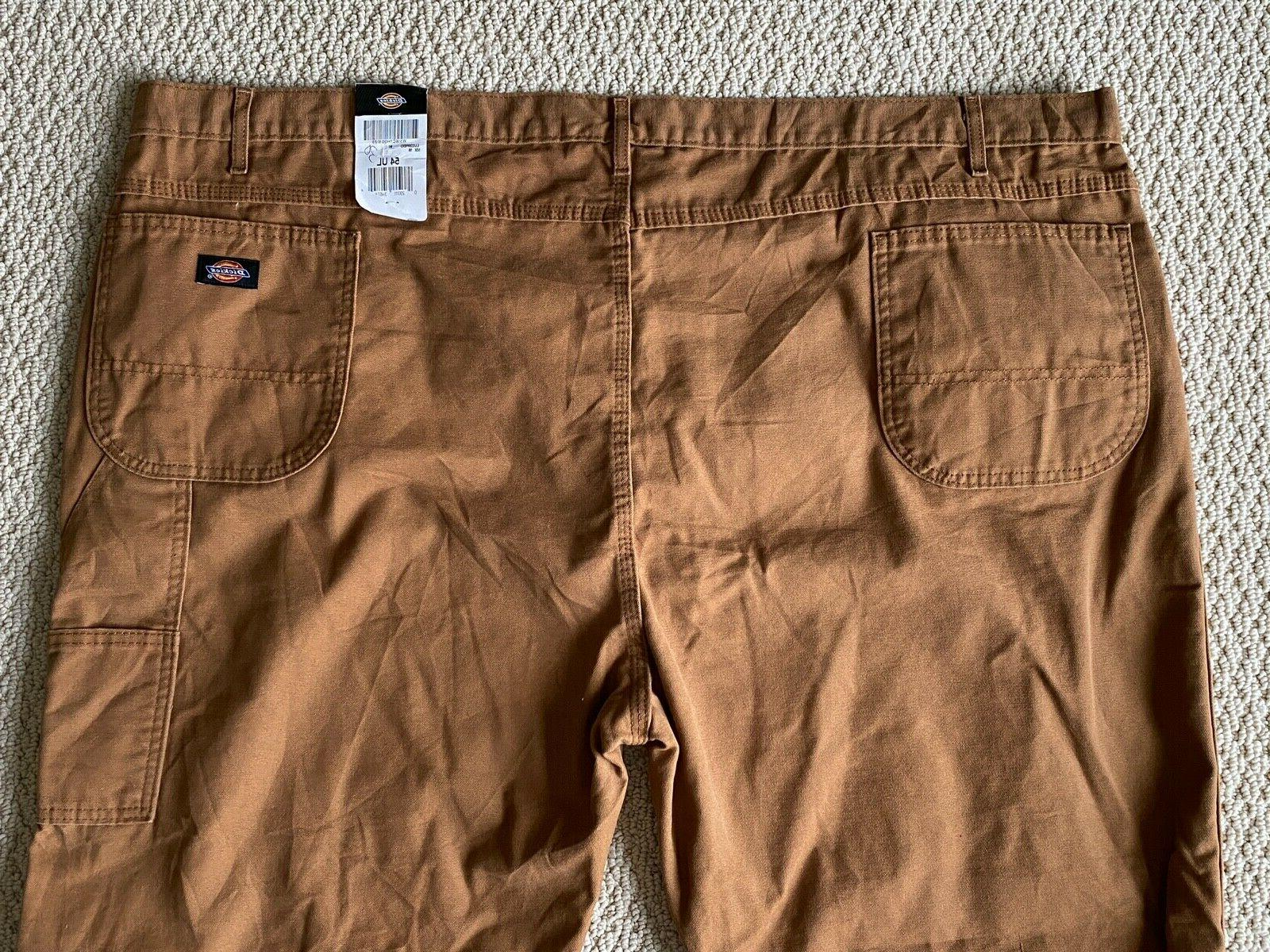 NWT Relaxed Brown Duck 54x30