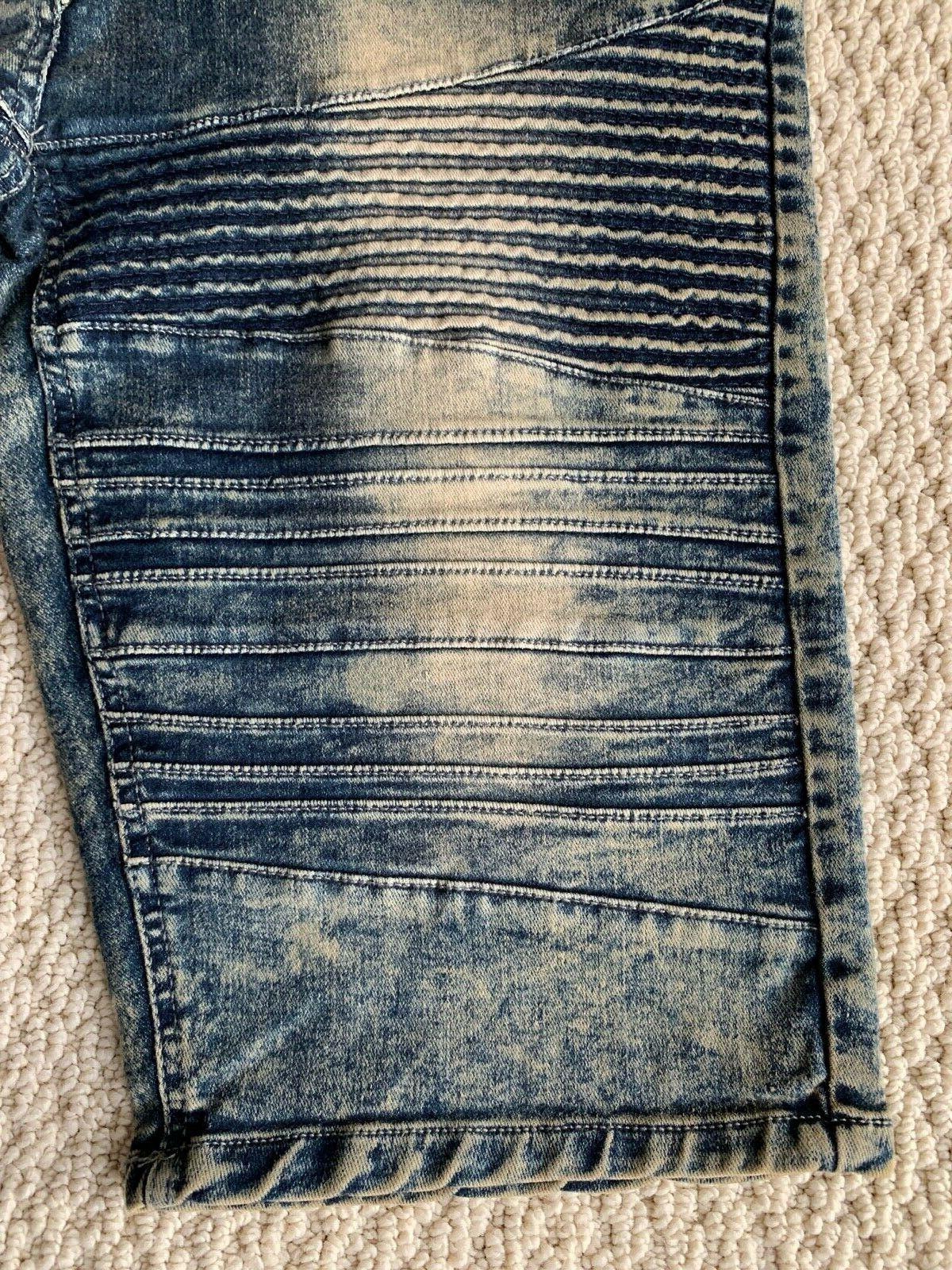 NWT Men's MHS80 Acid Jean Shorts