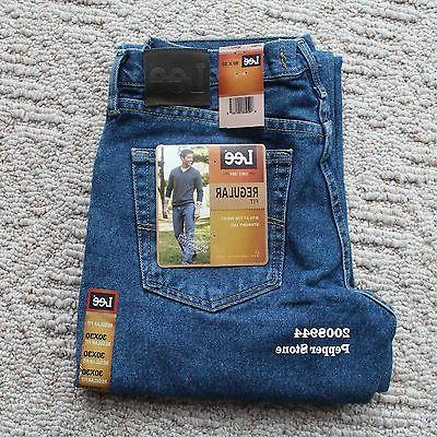 NWT Lee Men's Fit Denim Leg 20089 Sizes