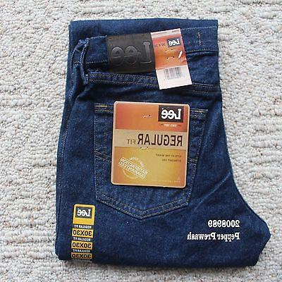 NWT Fit Denim Jeans Leg