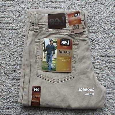 NWT Lee Men's Fit Leg Classic 20089 Sizes