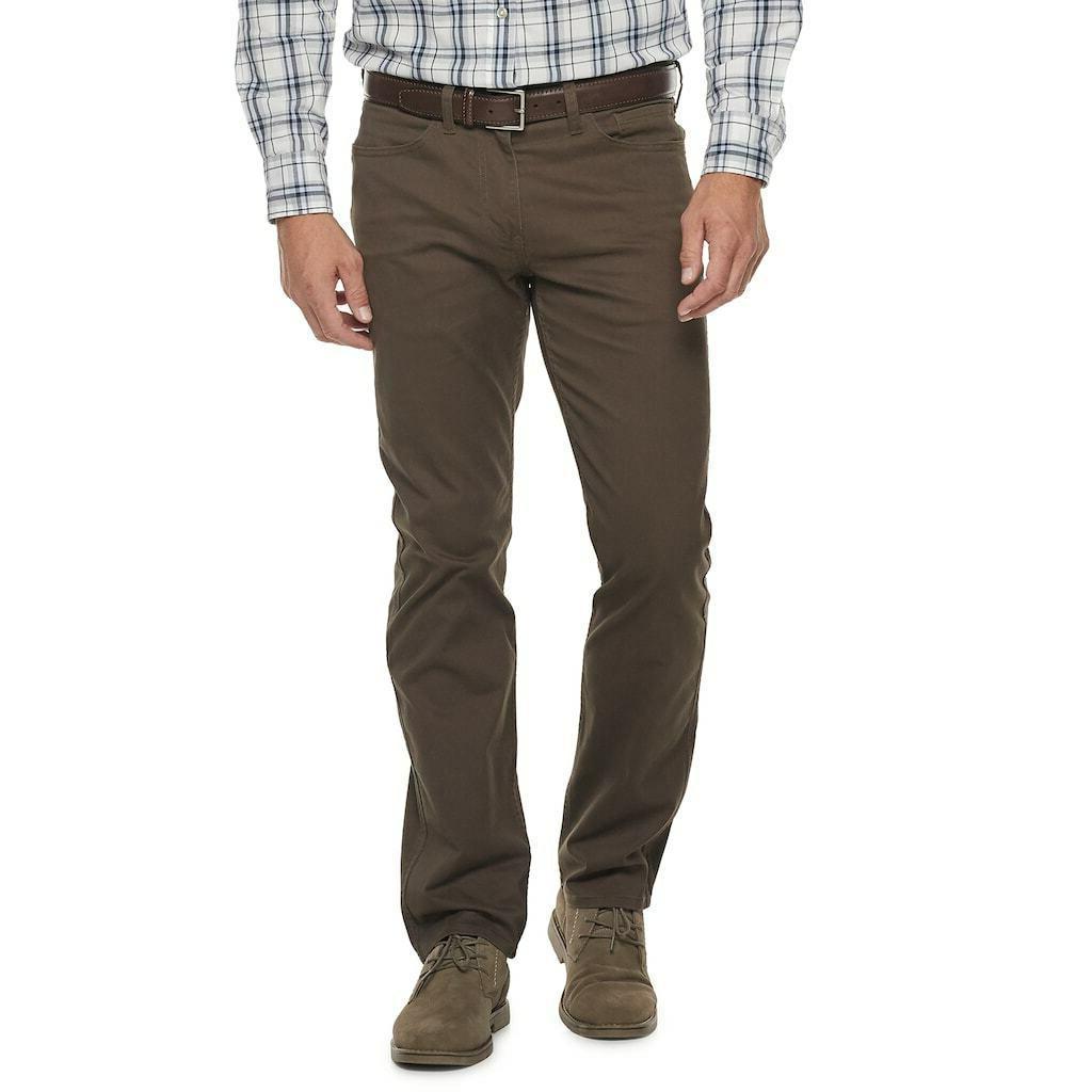 Men's Dockers Straight-Fit Jean Cut Khaki All Seasons Tech P
