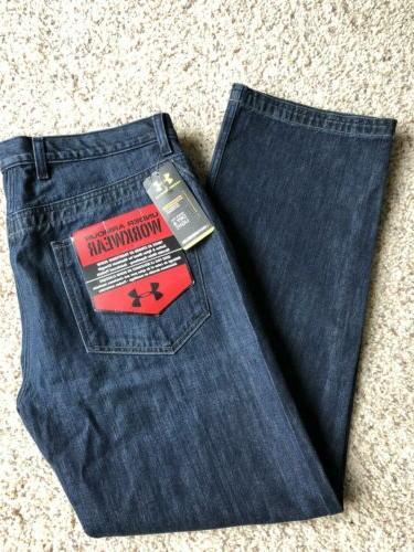 nwt workwear jeans men s sz 36x32
