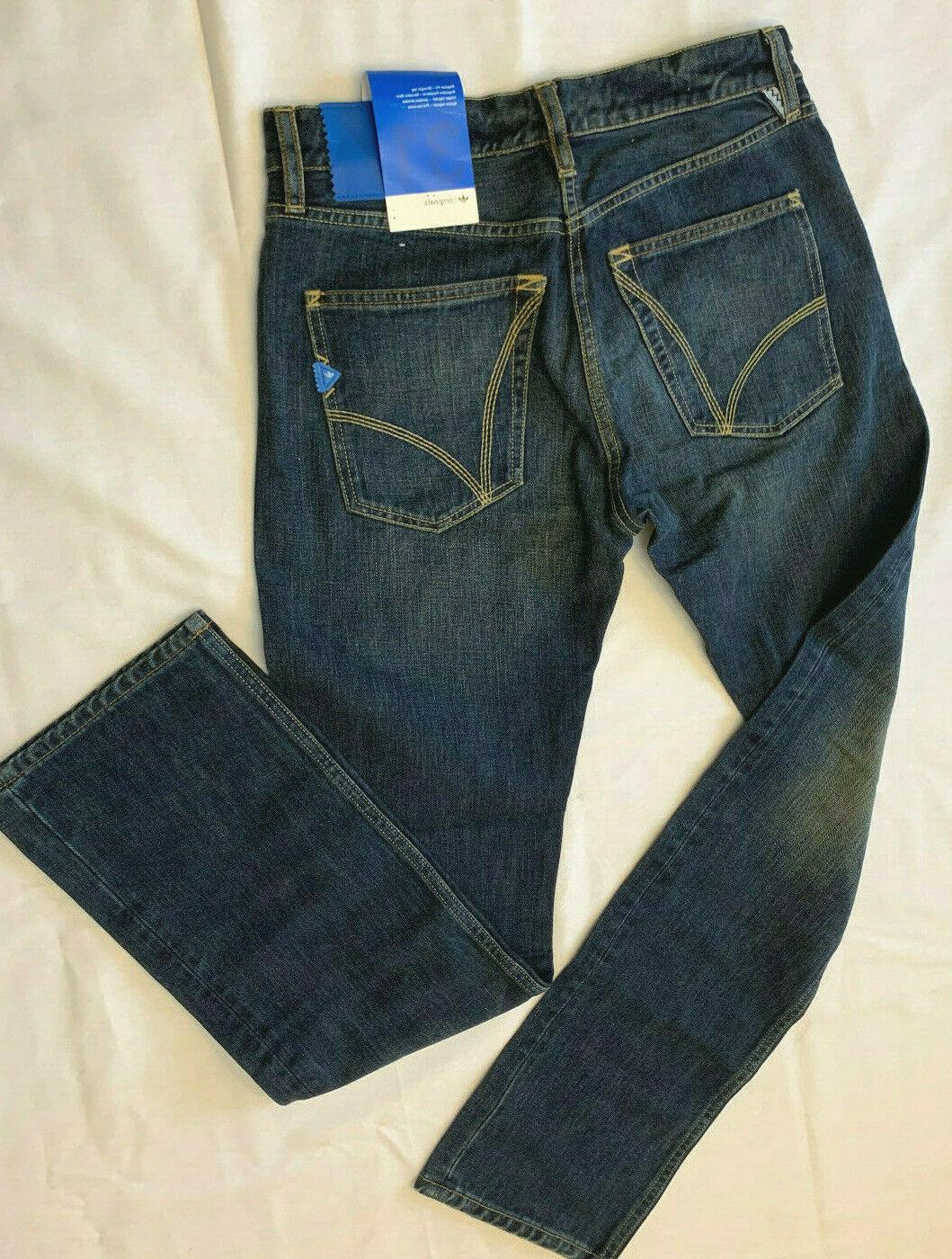 "adidas Originals Tags Jeans 31"""