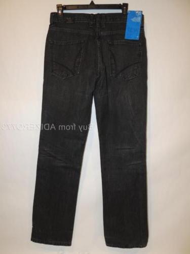 Adidas Denim Mens M69214 Worn Black $85