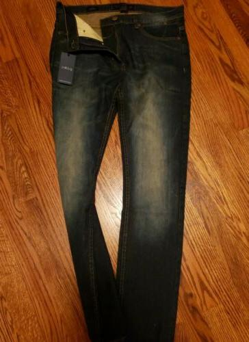 pd and c slim fit stretch jeans
