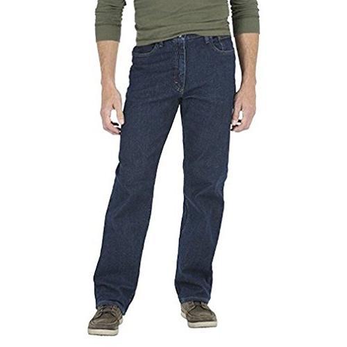 regular fit u shape jean