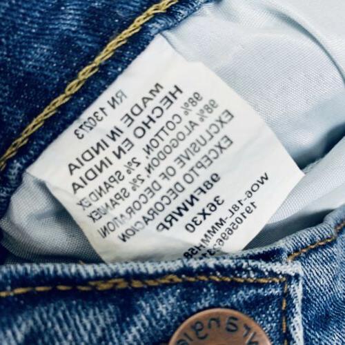 Wrangler Fit Men Jeans. Size 36x30. NWT