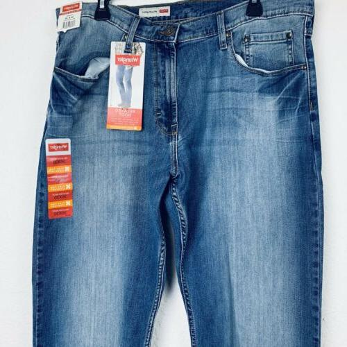Wrangler Relaxed Fit Men Jeans. 36x30. NWT