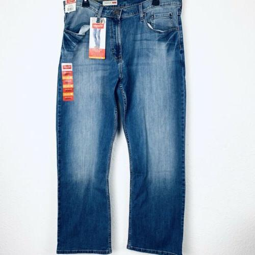 Wrangler Fit Men Jeans. Size NWT