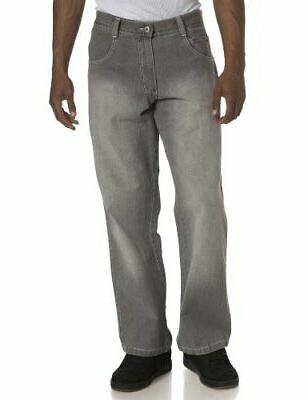 relaxed fit denim jeans