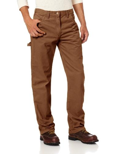 relaxed straight fit lightweight duck