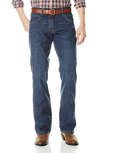 retro relaxed fit boot cut