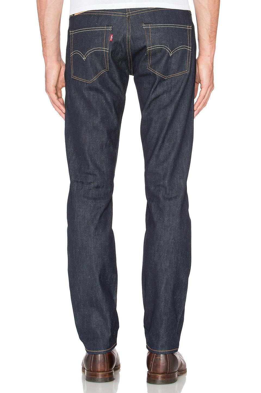 Levi's Men's Premium Slim Fit Blue