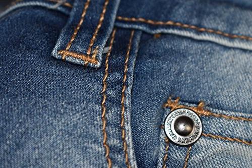 SCREENSHOTBRAND-P41810 Men's Premium Moto Biker Pants - Skinny Fit Stretch Spandex Fahion Jeans-Dk Indigo-30