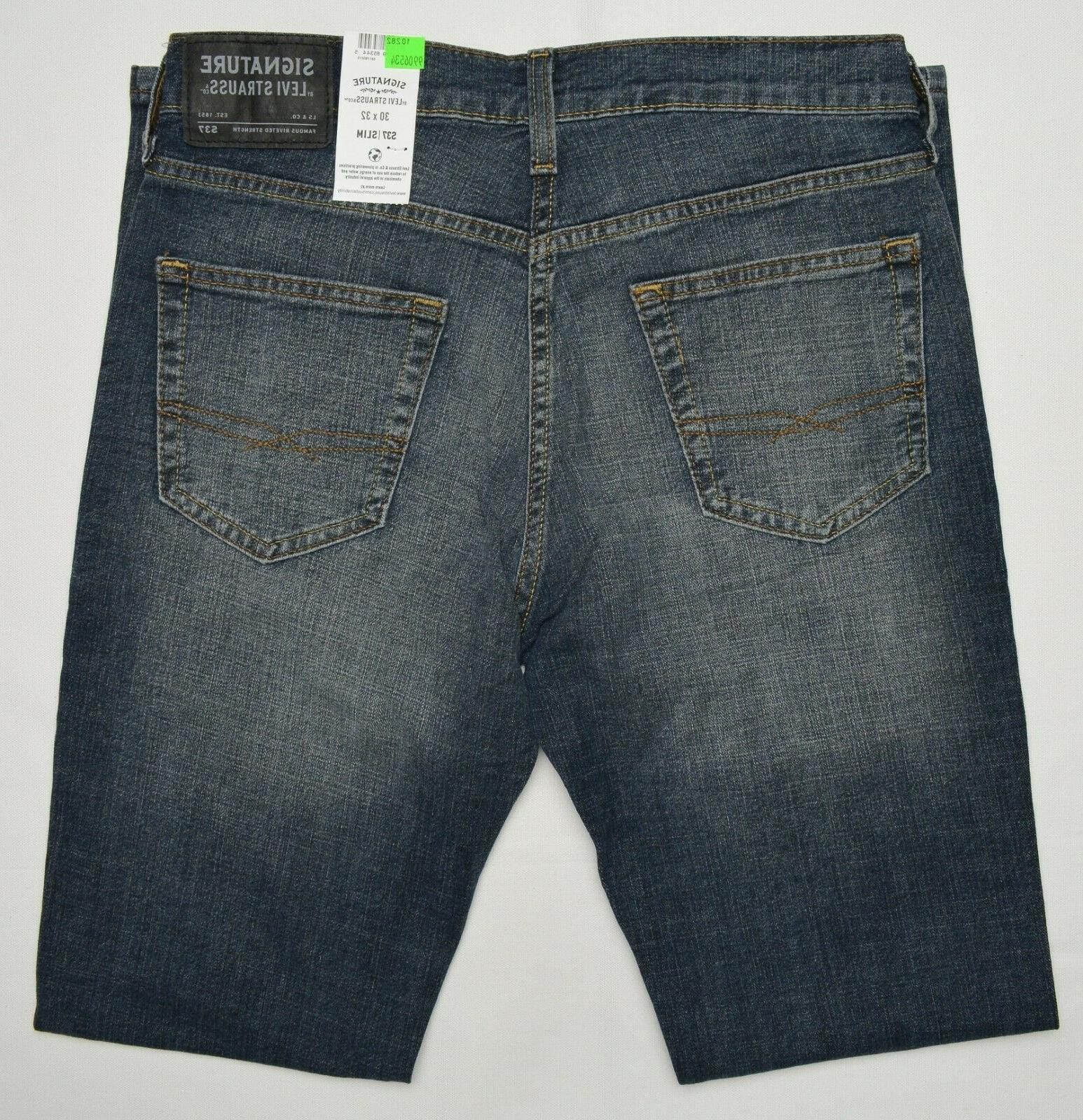 Signature By Levi & Co. Men Modern Fit S37