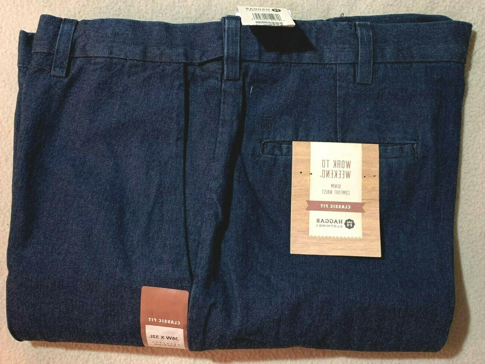 size 36 x 32 jeans trousers denim