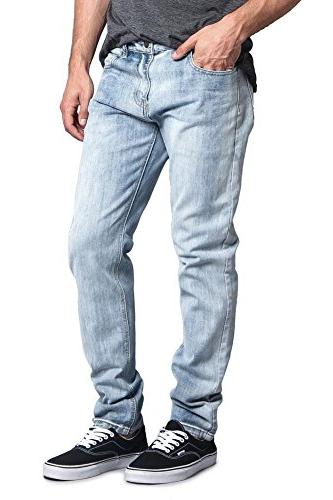 Victorious Skinny Fit Stretch Jeans DL1004 - - 40/32 -