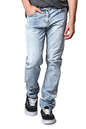 Victorious Stretch Raw Jeans DL1004 - 40/32 DNM