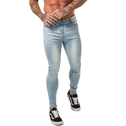 skinny jeans stretch slim fit