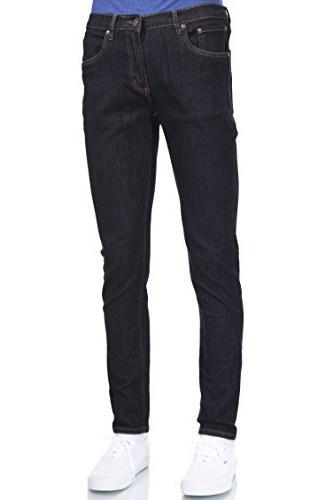 skinny super stretch jeans