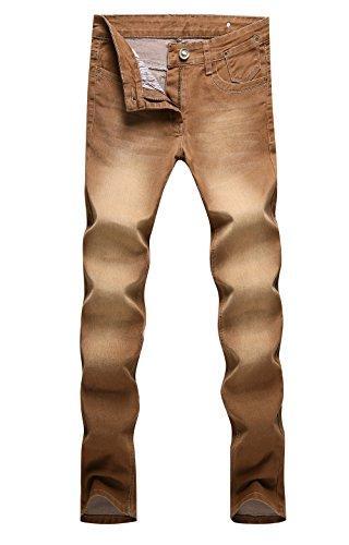 slim fit skinny jeans trousers