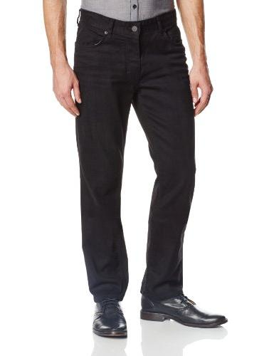 Calvin Klein Jeans Slim Straight-Leg Jeans