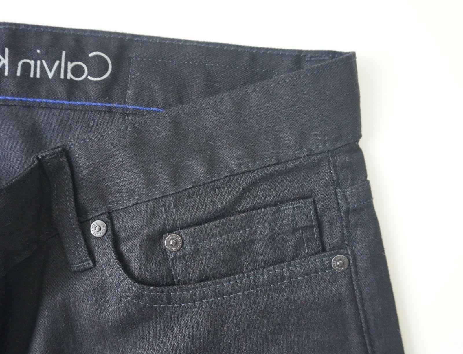 CALVIN SLIM LEG Jeans Authentic NEW