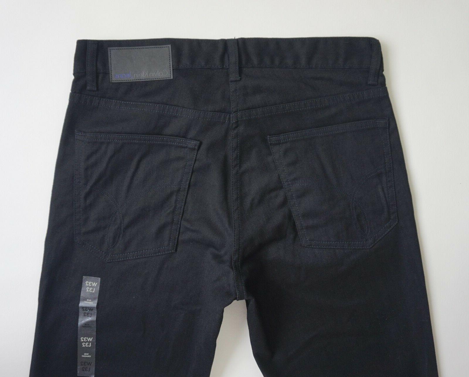 CALVIN SLIM LEG Jeans Men's, Authentic BRAND