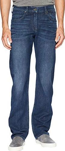 7 For All Mankind Men's Slimmy Slim Straight-Leg Jean, Untou