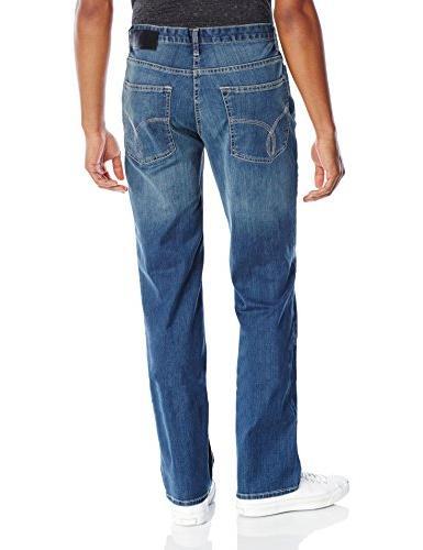 Calvin Klein Jeans® Men's Authentic Blue Fit Denim