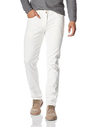 stretch cotton skinny fit jean
