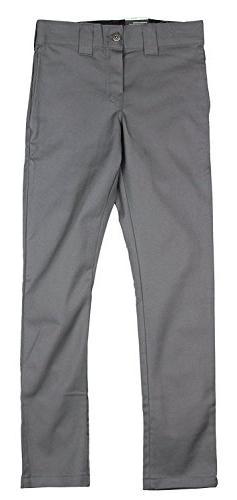 Dickies Men's Stretch Twill Work Pants
