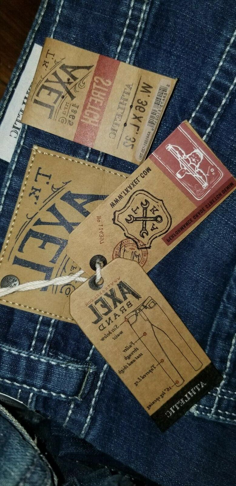T.K. AXEL JEANS PICK 34 38 FIT & NEW