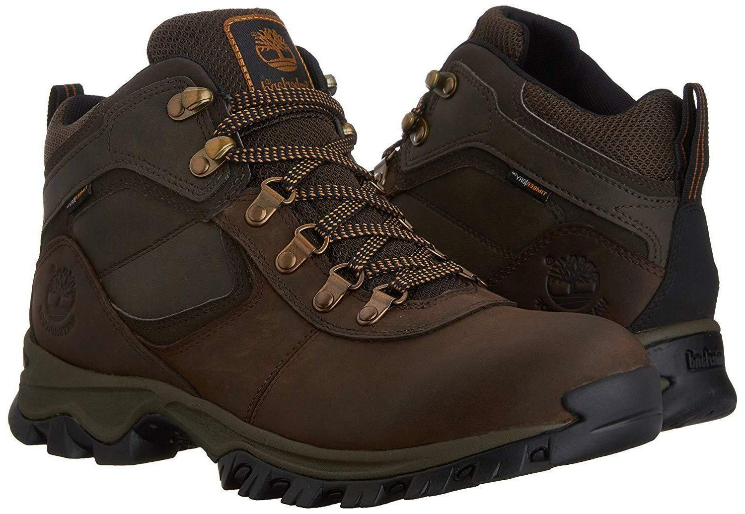 Timberland Men's Mt. Hiker Boot