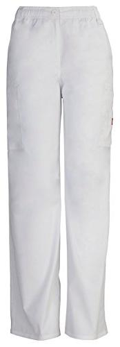Dickies Men's Trendy Zip Fly Pull-On Pant_White_XXX-Large,81