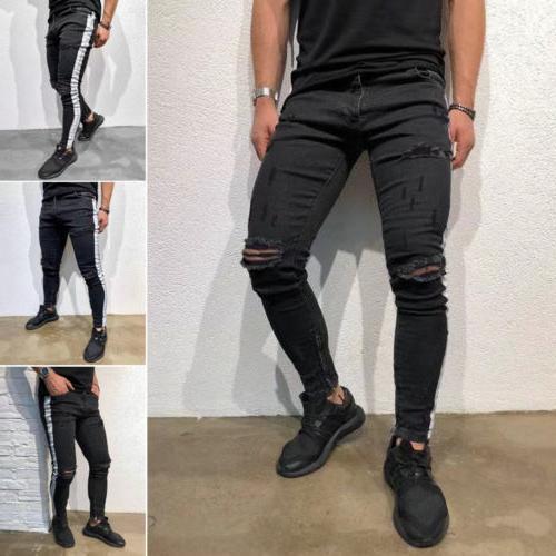US Skinny Jeans Slim Fit Size 28-36