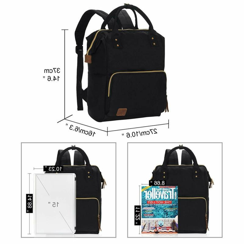 Veegul School Lightweight Bag 18L Black