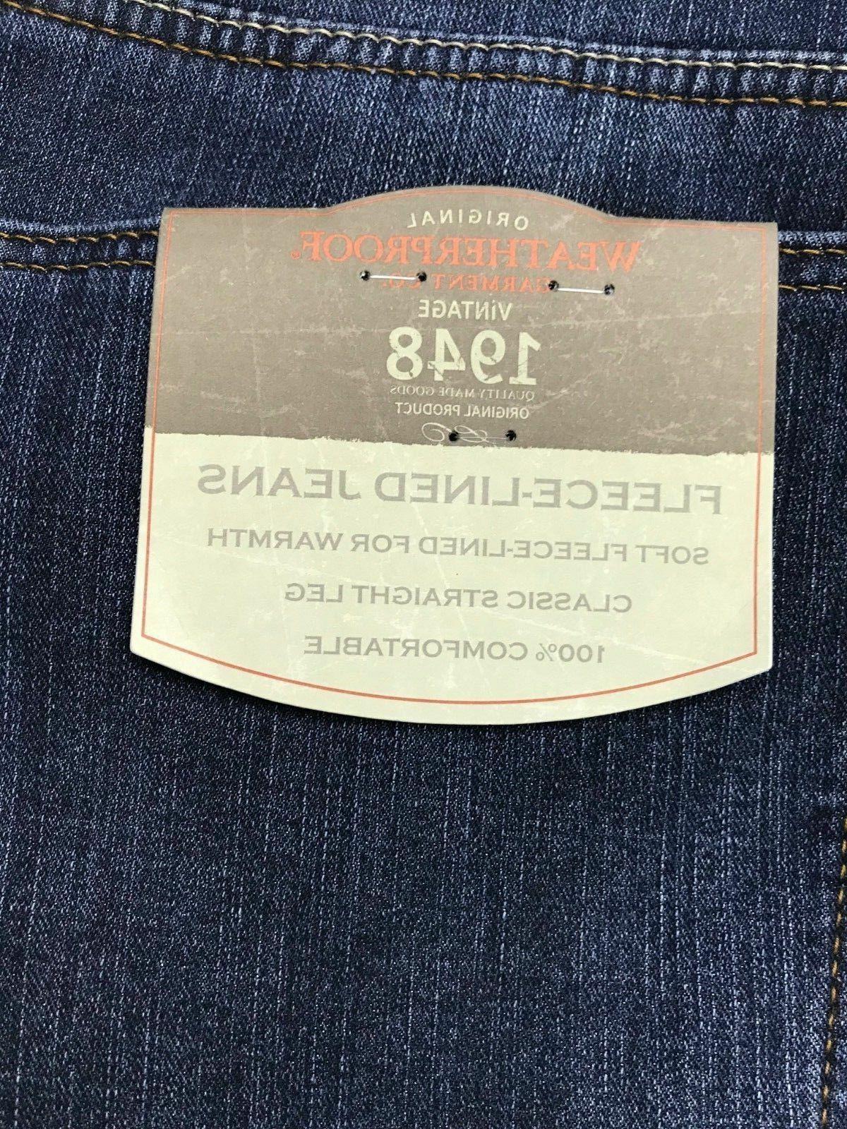 Weatherproof Vintage 1948 Jeans Classic Straight