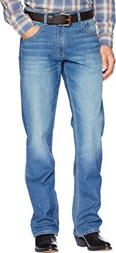 Wrangler  Men's Vintage Bootcut Slim Fit 20X Jeans Concord 3