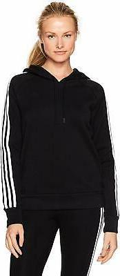 adidas Women's Athletics Essential Cotton Fleece 3 Stripe Pu