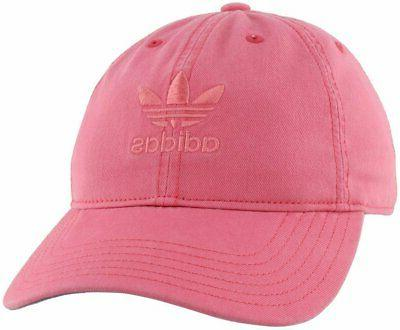 adidas Women's Originals Fit Strapback Cap