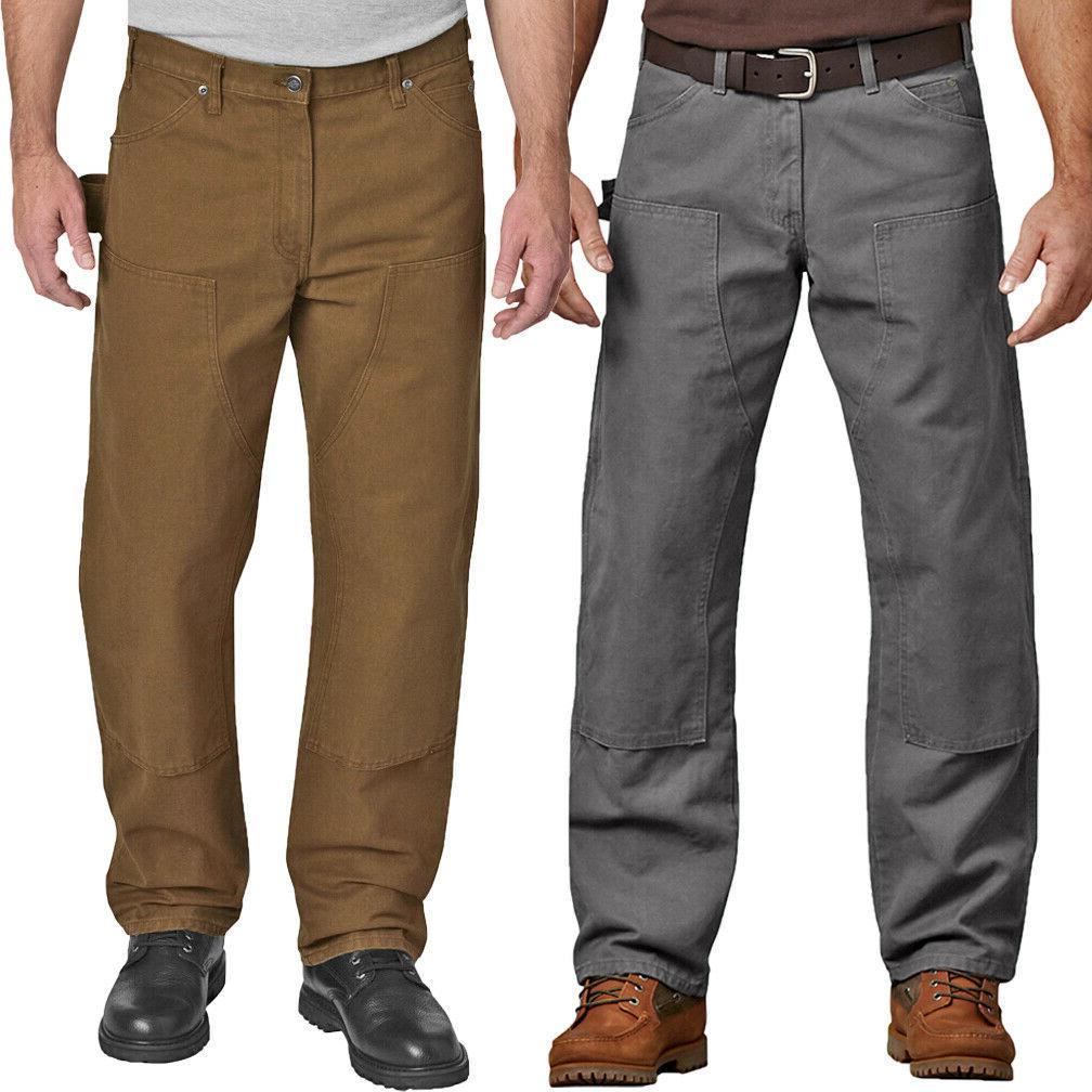 work jeans men relaxed fit straight leg
