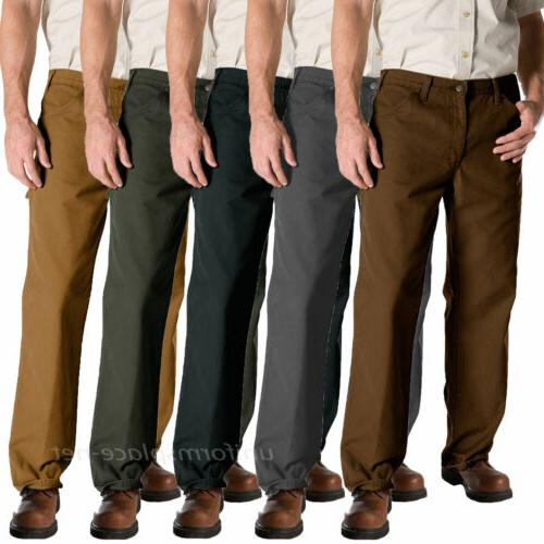 work jeans mens relaxed fit carpenter duck